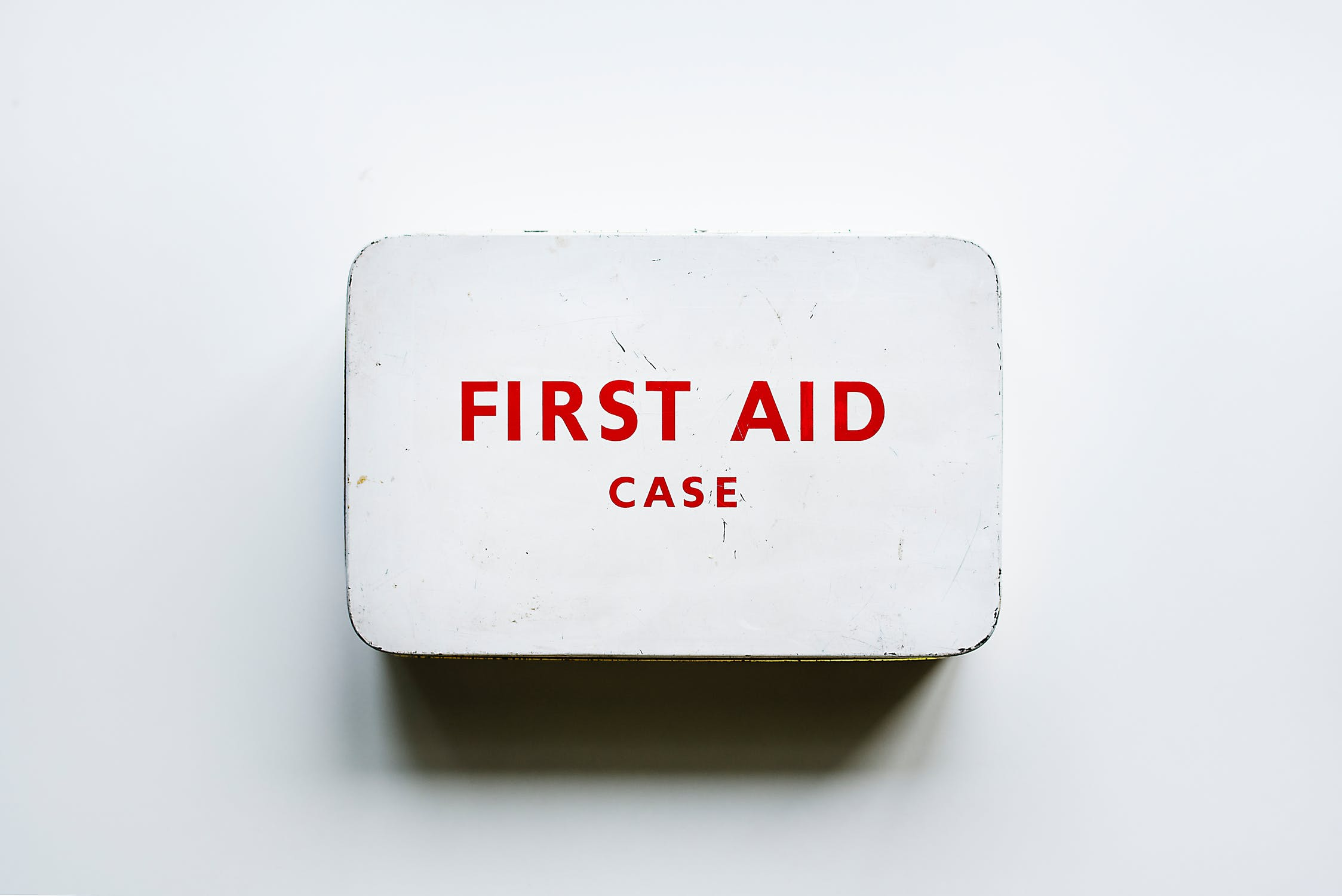 Aids-info, first aid